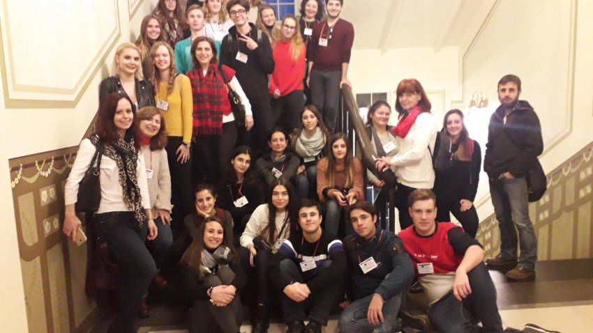 "ERASMUS+ projekta ""Poetry, Drama and Classics are on Stage"" aktivitātes"